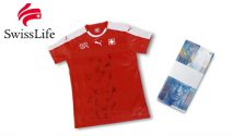Schweizer Nati Shirt und CHF 500.- gewinnen