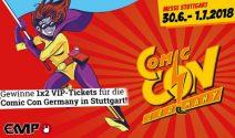 2 x Comic Con VIP Tickets gewinnen