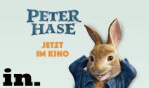 20 x 2 Peter Hase Tickets gewinnen