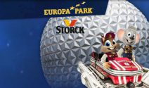 3 x Europapark Familienreise oder 300 x Eintritte gewinnen