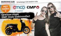 EMP Style emco Elektroroller gewinnen