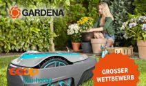 Gardena Gartenset, Rasenmäher und vieles mehr gewinnen