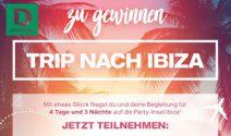Ibiza Ferien für zwei inkl. Flug gewinnen