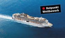 Luxus Kreuzfahrt zu zweit im Wert von CHF 5'000.- gewinnen