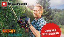 München Weekend zu zweit, Gartenset, COOP Gutschein und vieles mehr gewinnen