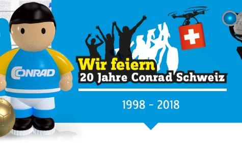 Conrad Gutschein Schweiz