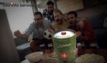 10 x Glas Trösch Bierfass gewinnen