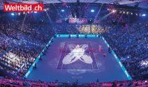 2 x 2 Swiss Indoors Basel Tickets und vieles mehr gewinnen