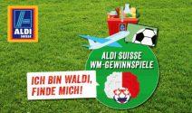 5 x Aldi Suisse Tours Gutschein im Wert von CHF 1'000.- gewinnen