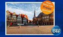 Bremen Wochenende gewinnen