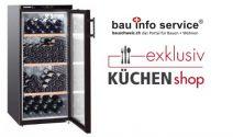 Exklusiv Küchen Weinschrank gewinnen