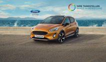 Ford Fiesta für ein halbes Jahr gewinnen