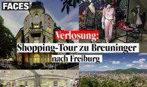 Freiburg Shopping Weekend gewinnen