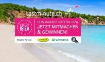 Ibiza Ferien inkl. Flug ab Zürich gewinnen