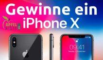iPhone X 64 GB gewinnen