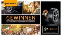 Luxus Reise an die Tour de France zu zweit gewinnen