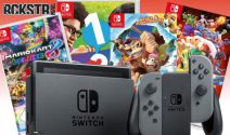 Nintendo Switch Set inkl. 4 Games gewinnen