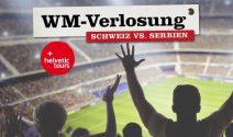 WM Lounge Public Viewing für das Spiel gegen Serbien gewinnen