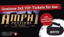 2 x 2 Amphi Festival VIP Tickets gewinnen