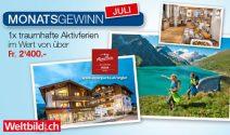 Aktivferien in Salzburg für zwei gewinnen