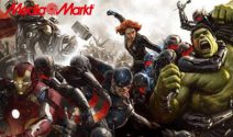 Avengers Goodies gewinnen