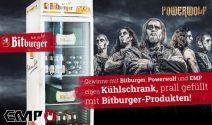 Bitburger Kühlschrank gewinnen