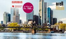 Frankfurter Buchmesse Tickets inkl. Luxus Übernachtung und Busfahrt gewinnen