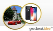 iPhone X und ein Luxus-Weekend gewinnen