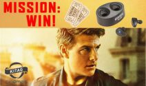 3 x 2 Mission Impossible Kinokarten und Kopfhörer gewinnen