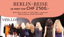 Berlin Fashion Week Reise gewinnen