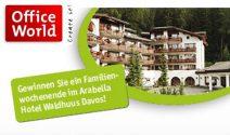 Davos Familienweekend inkl. Wellness gewinnen