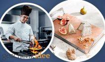 Electrolux Salzstein sowie Kochkurs gewinnen
