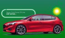 Ford Focus, Samsung Tablet, Vespa Primavera und vieles mehr gewinnen