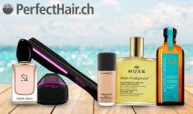 Jahresvorrat an Beauty- und Haarprodukte im Wert von CHF 1'000.- gewinnen