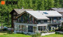 Luxus Wellness zu zweit in Wallis gewinnen