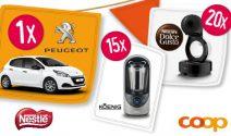 Peugeot 208, Kaffeemaschine und mehr gewinnen
