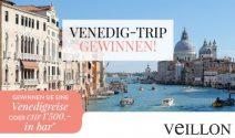 Venedig Reise zu zweit oder CHF 1'500.- in bar gewinnen