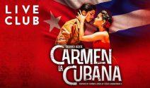 1 x 2 Carmen la Cubana Tickets gewinnen