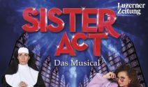 10 x 2 Sister Act Tickets inkl. Apéro gewinnen