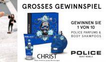 10 x Police Parfum Sets gewinnen