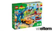 2 x Lego Duplo Güterzug im Wert von ca. CHF 300.- gewinnen