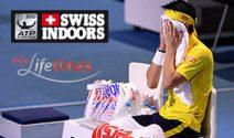 20 x 2 Swiss Indoors Tickets oder Goodies gewinnen
