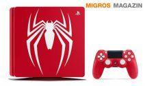 3 x Spider-Man Playstation 4 im Wert von ca. CHF 1'200.- gewinnen