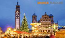 Adventsreise nach München, Stuttgart oder Augsburg für zwei gewinnen