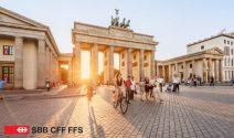 Berlin Reise zu zweit oder SBB Rail Bons gewinnen