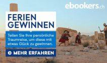 CHF 4'000.- ebookers Gutschein gewinnen