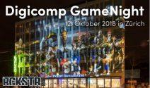 Digicomp Game Night Ticket gewinnen