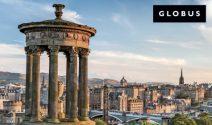 Luxus Reise nach Edinburgh zu zweit gewinnen