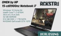 Omen by HP Notebook gewinnen