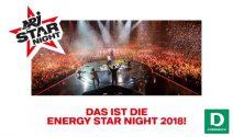 2 Tickets für die Energy Star Night gewinnen